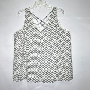 Maurices Tank Top Soft Material Loose Fit XL